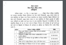 bihar teacher vacancy 2019