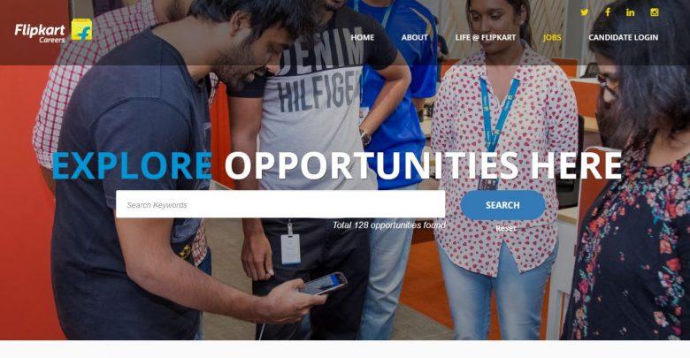 flipkart recruitment 2019