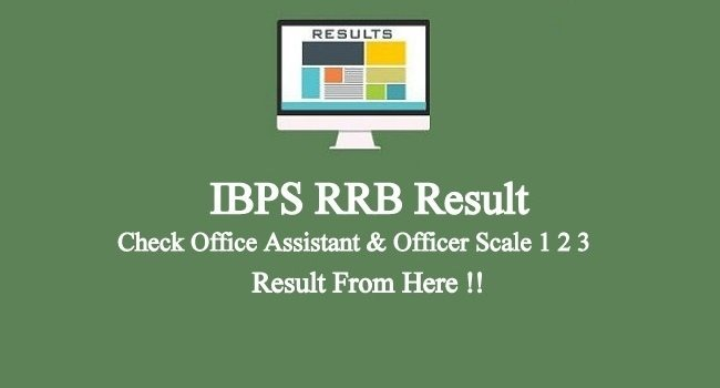 IBPS RRB Result 2019