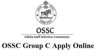 OSSC Group C Online Form