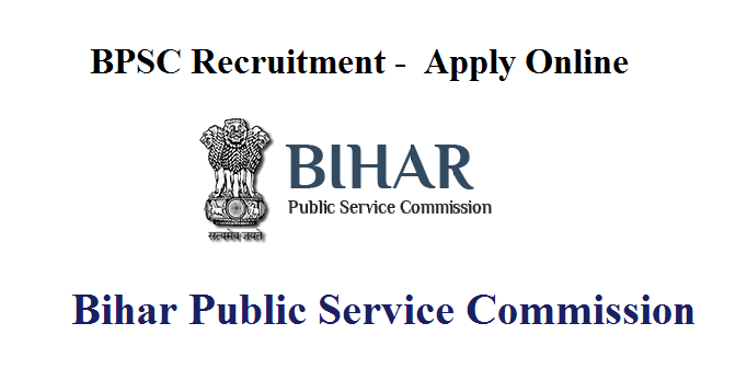 Bihar PSC 553 APO Recruitment 2020