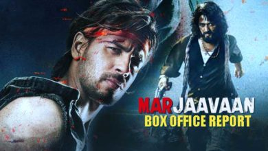Marjaavaan Movie Box Office Review