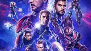Avengers Endgame unconquerable splendor