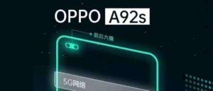 Oppo A92s