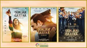 Gunjan Saxena: The Kargil Gir