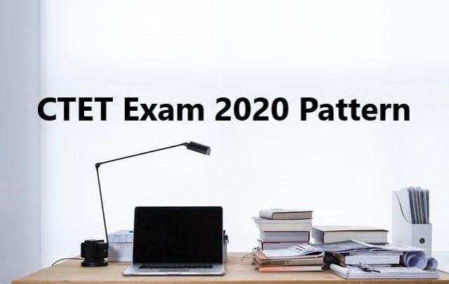 CTET Exam 2020 Pattern