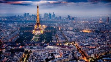Top amazing places in paris