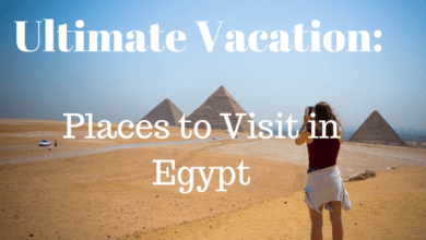 Places to visit in Egypt Cairo