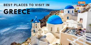 Unique places to visit in Greece