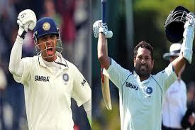 Rahul Dravid beats Sachin Tendulkar