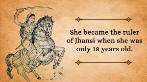 Rani lakshmi bai history