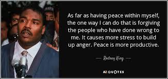 Biography of Rodney king