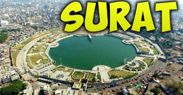 Surat places