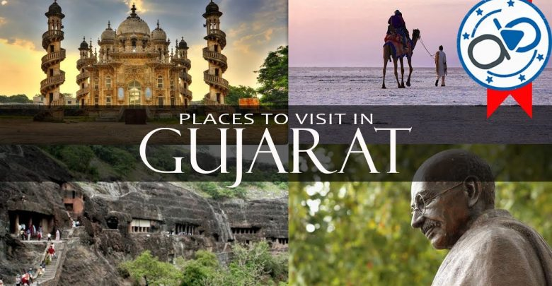 places to visit in gujarat and maharashtra