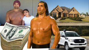 Khali biography better known by his ring name The Great Khali, is an Indian expert grappler, entertainer, and previous powerlifter who won Mr. India in 1995 and 1996.