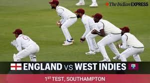 Britain versus West Indies
