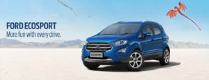 Ford Ecosport automatic