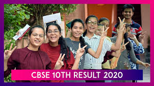 CBSE tenth Result 2020