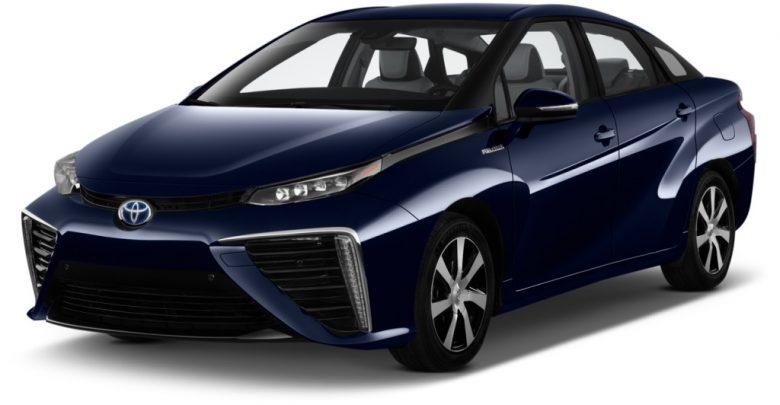 Toyota Mirai first drive