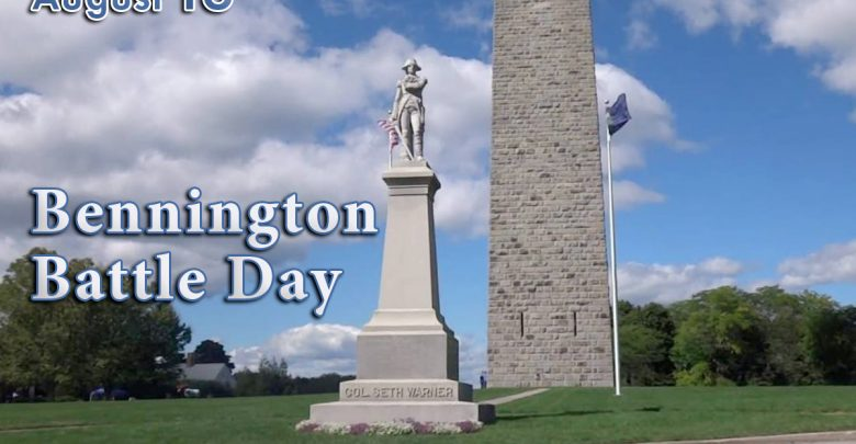 Bennington Battle Day
