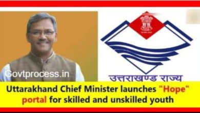 HOPE Uttarakhand Recruitment 2020