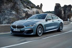 BMW 8-Series roadster