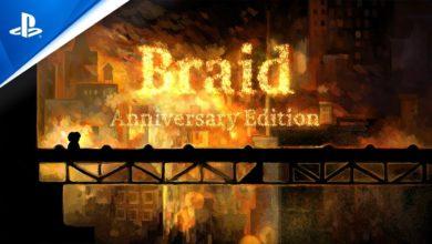 Braid Anniversary
