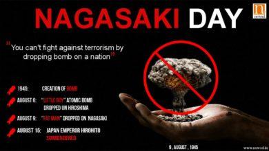 On Nagasaki Day